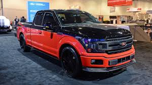 Ford Trucks And SUVs: SEMA 2017 Photo Gallery - Autoblog First Photos Of New Heavy Ford Truck Iepieleaks Why Vintage Pickup Trucks Are The Hottest Luxury Item The Biggest Diesel Monster Ford Trucks 6 Door Lifted Custom Youtube New Commercial Trucks Find Best Pickup Chassis 1963 F250 Hot Rod Network F150 Wrap Design By Essellegi Recalls Nearly 3500 Fseries That May Roll Away When The Long Haul 10 Tips To Help Your Run Well Into Old Age For Sale Reviews Pricing Edmunds Now Official Nfl Celebrating Toughest 1995 My Truck