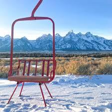 Denverbased Ski Lift Designs Makes Cool Furniture Out Of Old