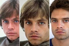 Everyones Freaking Out Over The Winter Soldiers Resemblance To Luke Skywalker