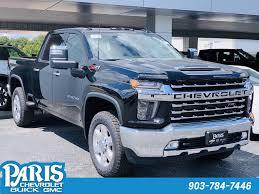 100 Chevy 2500 Truck New 2020 Chevrolet Silverado HD LTZ Stock20012 Black 4WD