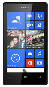 Low Price Nokia Lumia 520 8GB Black International Version