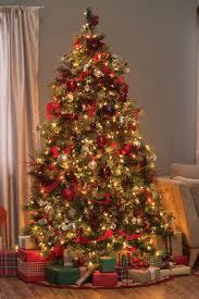 Carolina Pine Full Pre Lit Christmas Tree By National Company