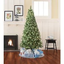 Jaclyn Smith 7 Clear Water Cashmere Pine Christmas Tree With 500