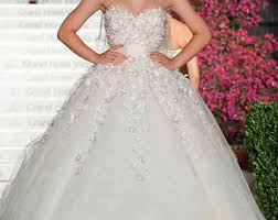 Wedding Ball Gown Fairy Dress In White Long Bridal A Line