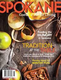 Waste Management Christmas Tree Pickup Spokane Wa by Spokane Cda Living Issue 109 By Spokane Magazine Issuu