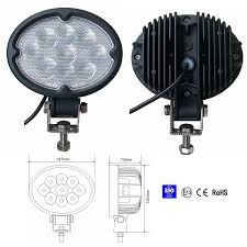 27W Spot/Flood LED Work Light OffRoad Jeep Boat Truck IP67 12V 24V How To Wire Drivingfog Lights Moss Motoring Universal Super Bright 18 Watt Led Spotlights For Motorcycles Quad Cheap Truck Driving Find Deals On Line 4x4 Led Spot Light Side Lamp Position Off Road Headlights Fog For Jeep Kc Hilites 5 Inch 12 Round Work 36w 10w Blue Safety Forklift 75 Bar Cars Marine Tc X 5d Ultra Long Distance 1224v Vehicle Suv Bars Trucks Best Resource 18w 6000k Waterproof Offroad