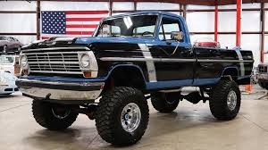 Ford F-100: Part Blue, Part Black, All Badass - Ford-Trucks Top 5 Badass 2016 Trucks From The Factory Video Fast Lane Truck 1980s Ford Luxury 55 Best Bad Ass Images On Pinterest 2017 Shelby Super Snake F150 Is This 750 Hp The Most F450 Black Ops Sick Driving Bronco Classic 4x4 Off Road From 1972 New Badass Ford Ranger Raptor Is Coming To Europe Ultimate Ass Raptor Set For Jennings Transit Centres 1979 F350 460 Big Block Pull Ever Modified Review Vwvortexcom Race Truck Is Bad Ass New A Performance Carscoops