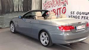 Presentazione BMW 320 cabrio i auto usata Ates Costanzo VENDUTO
