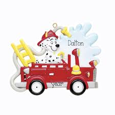 Dalmatian Fire Truck Personalized Ornament | My Personalized Ornaments Eone Fire Trucks On Twitter Here Is The Inspiration For 1 Of Brigade 1932 Buick Engine Ornament With Light Keepsake 25 Christmas Trees Cars Ideas Yesterday On Tuesday Truck Nameyear Personalized Ornaments For Police Fireman Medic My Christopher Radko Festive Fun 10195 Sbkgiftscom Mast General Store Amazoncom Hallmark 2016 1959 Gmc 2015 Iron Man Hooked Raz Imports Car And Glass