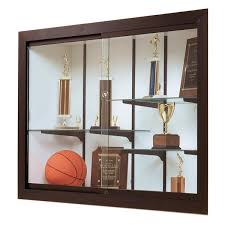 Harbor Series Built In Wall Display Case