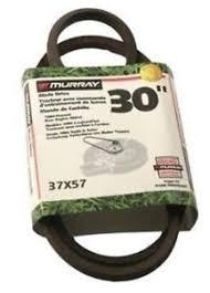 Murray Mower Deck Belt by Murray 037x57ma 37x57 37x57ma Mower Deck Blade Drive Belt Ebay
