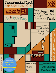 PechaKucha 20x20 - Salt Lake City - Vol. 25 - PechaKucha Night SLC ...
