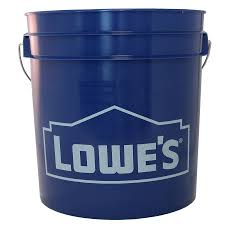 Buckets At Lowes.com