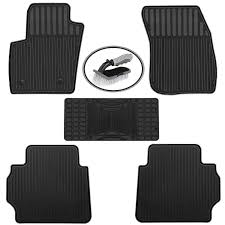 Vanku All Weather Car Floor Mats Fit Ford Fusion 2014-2017,Full Set ... Customfit Faux Leather Car Floor Mats For Toyota Corolla 32019 All Weather Heavy Duty Rubber 3 Piece Black Somersets Top Truck Accsories Provider Gives Reasons You Need Oxgord Eagle Peterbilt Merchandise Trucks Front Set Regular Quad Cab Models W Full Bestfh Tan Seat Covers With Mat Combo Weathershield Hd Trunk Cargo Liner Auto Beige Amazoncom Universal Fit Frontrear 4piece Ridged Michelin Edgeliner 4 Youtube 02 Ford Expeditionf 1 50 Husky Liners