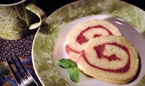 Easy Sponge Roll Cake Recipe