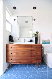 Installation Stories: Midcentury Meets Modern Bathroom | Fireclay Tile Bathroom Tile Designs Trends Ideas For 2019 The Shop 5 For Small Bathrooms Victorian Plumbing 11 Simple Ways To Make A Small Bathroom Look Bigger Designed Natural Stone Tiles And Flooring Marshalls Top Photos A Quick Simple Guide 10 Wall Stylish Walls Floors Tile Ideas My Web Value 25 Beautiful Living Room Kitchen School Height How High Fireclay Find The Right Size Your