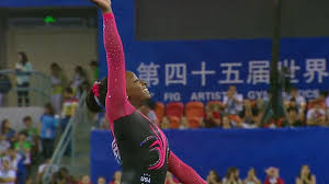 Simone Biles Floor Routine 2014 by The 2014 Worlds Floor Final Live Blog The Gymternet