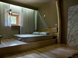chambre podium lit podium pour une chambre à coucher moderne room decor and room