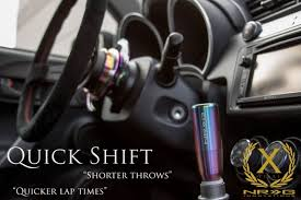 NRG Special Edition Shift Knobs