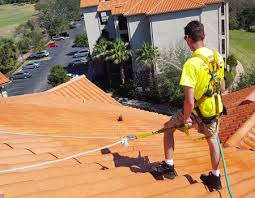 what chemicals do we use to clean your roof