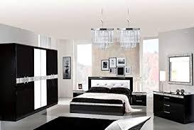 ligneble schwarz lackiert schlafzimmer set mit