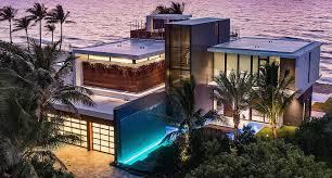 100 Modern Design Houses For Sale Oceanfront Artistry Frank Mckinney