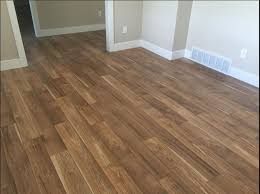 The Unmatched Beauty Of A Mannington Floor In Sawmill Hickory