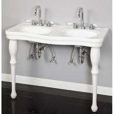 Memoirs Pedestal Sink Height by Mini Pedestal Sink Bathroom Sinks Boulevard 24 Inch Pedestal Sink