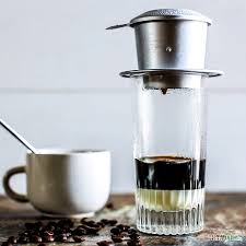Vietnamese Iced Coffee Recipe Cafe Sua Da