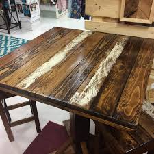 3 Piece Pub Table Set (tall Table And 2... - Skid Row ...