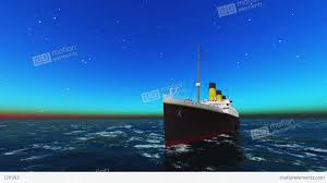 Minecraft Titanic Sinking Animation by 100 Titanic Sinking Animation 3d Graphics And Game