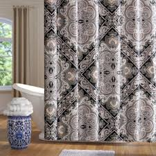 Joss And Main Curtains by Paisley Shower Curtains Joss U0026 Main