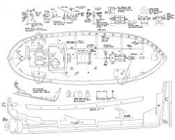 Model Ship Plans Free Download by Wkp Topic Fishing Boat Model Plan