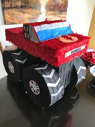 Monster Truck Pinata. | Pinatas In 2018 | Pinterest | Monster Trucks ... Dump Truck Pinata Party Game 3d Centerpiece Decoration And Photo Garbage Truck Pinata Etsy Hoist Also Trucks For Sale In Texas And 5 Ton Or Brokers Custom Monster Piata Dont See What Youre Looking For On Handmade Semi Party Casa Pinatas Store Fire Vietnam First Birthday Mami Vida Engine Supplies Games Toy Pinatascom Cstruction Who Wants 2