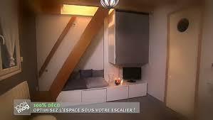 faire un meuble sur mesure sous l escalier minutefacile