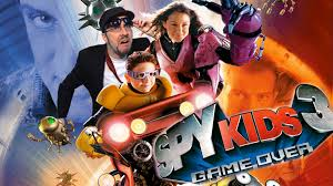 Ernest Saves Halloween by Spy Kids 3d Game Over Channel Awesome Fandom Powered By Wikia