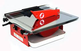 Qep Tile Saw 650xt by Truepower 01 0856 Bench Top Wet Cutting Tile Marble Saw