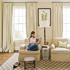 curtains 101 southern living living room decorating ideas and