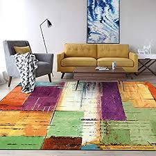 de maize store teppich mode vintage gelb grün lila