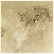 shop faber travertine filled and honed beige brown onyx