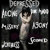 What are the effects of a false worldview?  Depression