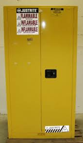 Flammable Safety Cabinet 45 Gal Yellow by Flammable Liquid Storage Cabinet Used Roselawnlutheran
