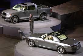 100 Lincoln Mark Truck LT Concept Picture 31705