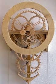 Free Scroll Saw Wooden Gear Clock Plans by 65 Best Wooden Clocks Images On Pinterest Wooden Clock Clocks
