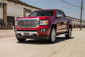 Article | 2017 GMC Canyon Denali First Test: Small Truck, Fancy ...