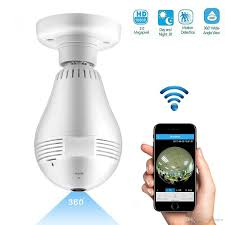 Smart Home Camera WiFi Outdoor Camera With Google Assistant QSee