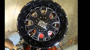 100 Xd Truck Wheels Series 808 Series S Accessories And