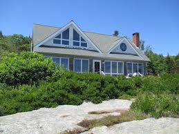 Nautica Geor own Maine Oceanfront Family Vacation