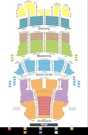 Bank America Theater Chicago Seating Reviews