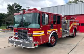 100 Hme Fire Trucks SOLD 2001 HME 1250750 Rescue Pumper Command Apparatus